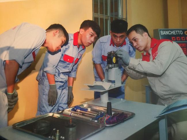 Tài trợ ô tô phục vụ đào tạo nghề chất lượng cao - Ảnh 3.