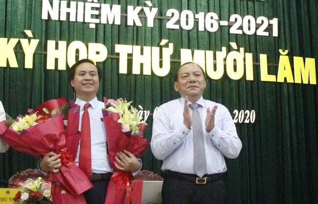Quảng Trị có tân Bí thư Tỉnh uỷ Lê Quang Tùng - Ảnh 2.