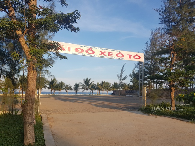 Biển Đà Nẵng không một bóng người - Ảnh 9.