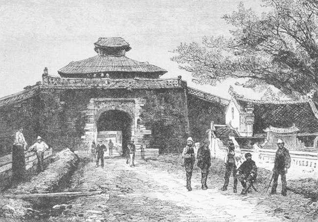 Tiết lộ gây sửng sốt về hoàng thành Hà Nội từng lớn nhất ở Bắc kỳ - Ảnh 1.