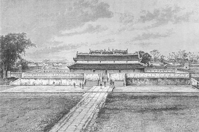Tiết lộ gây sửng sốt về hoàng thành Hà Nội từng lớn nhất ở Bắc kỳ - Ảnh 3.