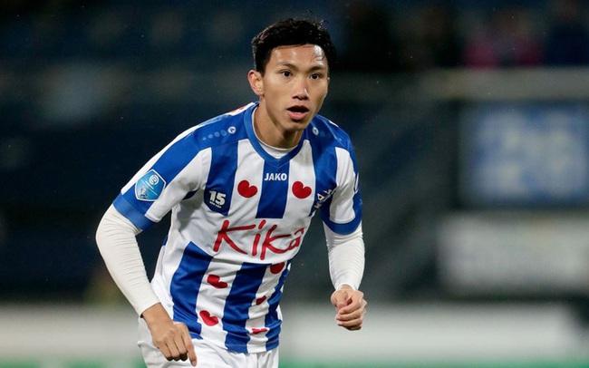 """HLV SC Heerenveen: """"Văn Hậu đủ đẳng cấp để chơi ở Hà Lan"""" - Ảnh 1."""