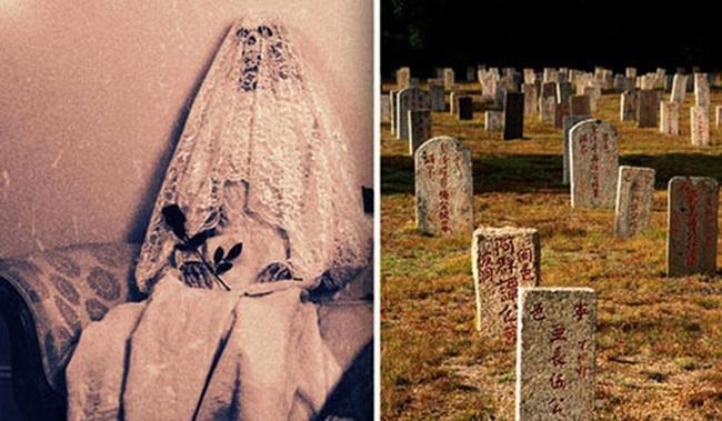 Khám phá hủ tục kinh hoàng khiến xác phụ nữ trở thành món hàng - Ảnh 1.