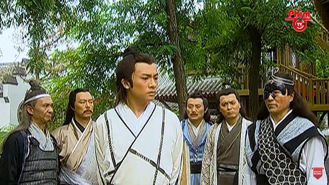 Kiếm hiệp Kim Dung: Chuyện ít biết về hai vị sứ giả của Minh giáo - Ảnh 1.