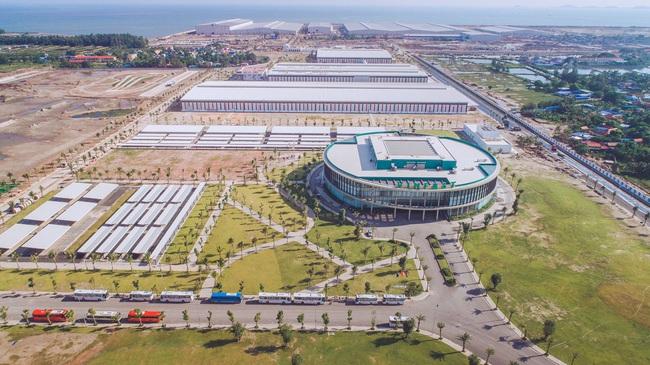 Vingroup đầu tư hơn 3.400 tỷ đồng làm tổ hợp sản xuất phụ tùng ô tô ở Quảng Ninh  - Ảnh 1.