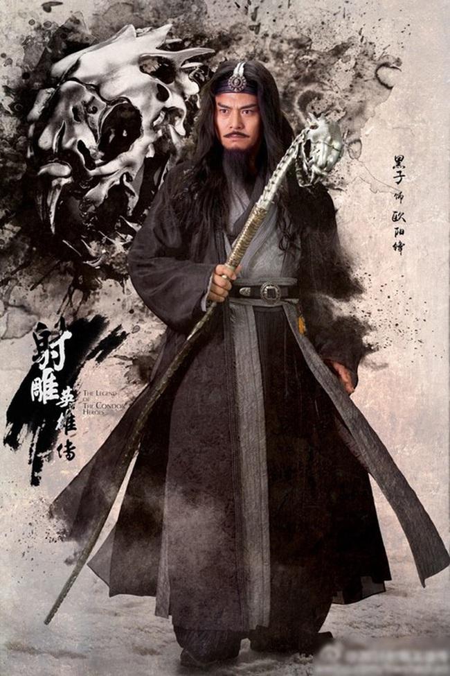 """""""Võ lâm ngũ bá"""" trong tiểu thuyết Kim Dung gồm những ai? - Ảnh 3."""