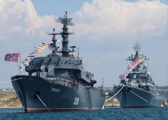 Nga bắt quân nhân của Hạm đội Biển Đen làm gián điệp cho Ukraine - Ảnh 1.