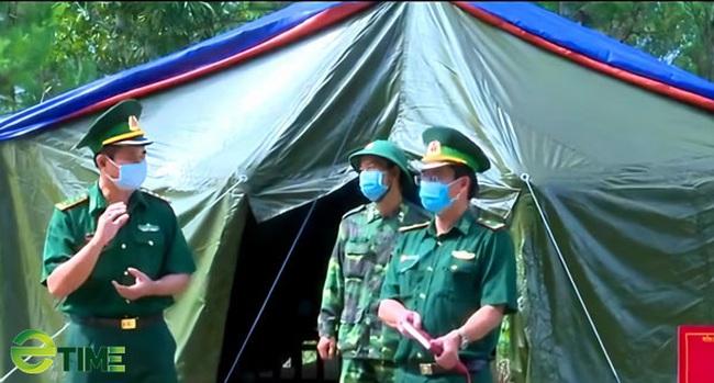 Lạng Sơn: Lập chốt ngăn chặn người xuất nhập cảnh trái phép - Ảnh 1.