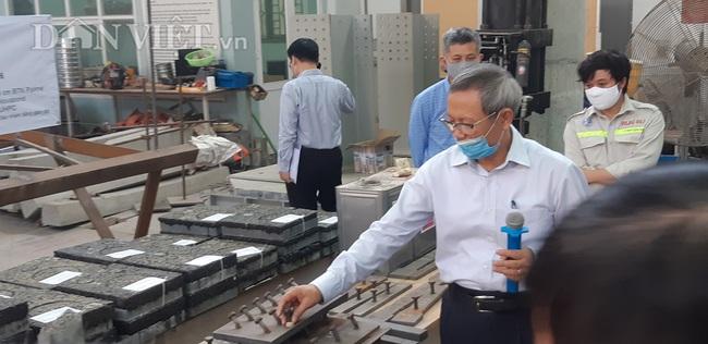 """Tiết lộ công nghệ """"độc lạ"""" sửa chữa cầu Thăng Long - Hà Nội - Ảnh 1."""