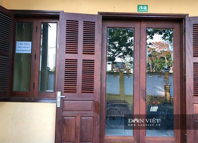Hội An giãn cách xã hội: Hàng loạt cửa hàng đóng cửa và treo biển sang nhượng, cho thuê - Ảnh 6.