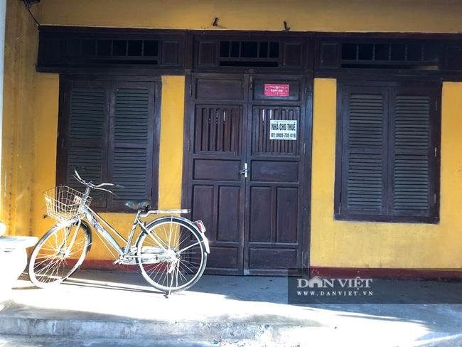 Hội An giãn cách xã hội: Hàng loạt cửa hàng đóng cửa và treo biển sang nhượng, cho thuê - Ảnh 7.