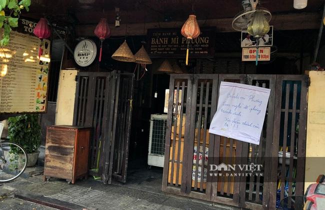 Hội An giãn cách xã hội: Hàng loạt cửa hàng đóng cửa và treo biển sang nhượng, cho thuê - Ảnh 8.