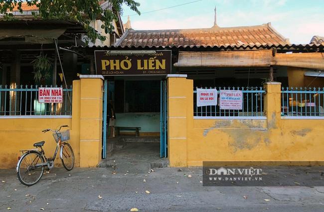 Hội An giãn cách xã hội: Hàng loạt cửa hàng đóng cửa và treo biển sang nhượng, cho thuê - Ảnh 9.