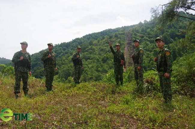 Lạng Sơn: Lập chốt ngăn chặn người xuất nhập cảnh trái phép - Ảnh 2.