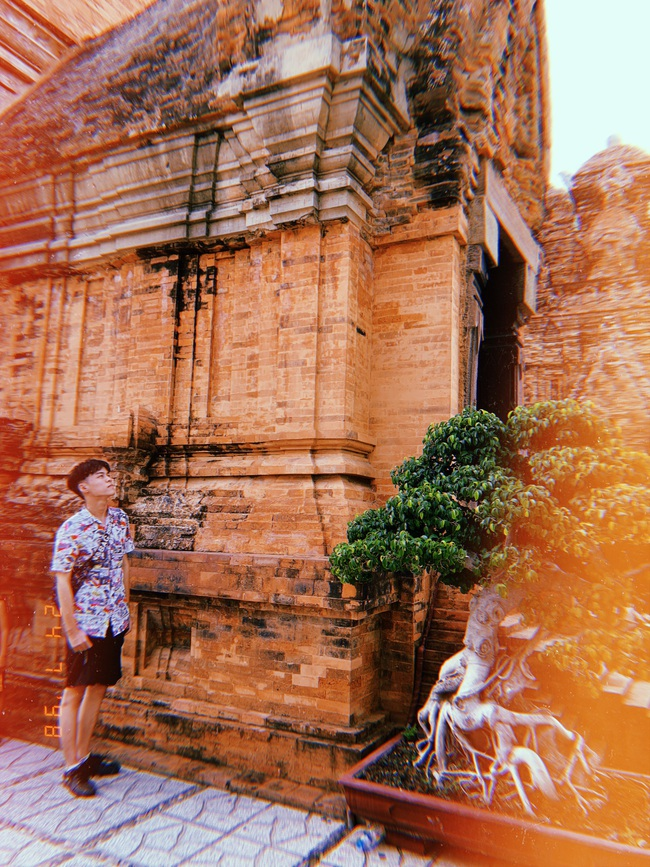 Vẻ đẹp cổ kính của tháp Bà Ponagar: Tín ngưỡng của người Chăm Pa - Ảnh 8.