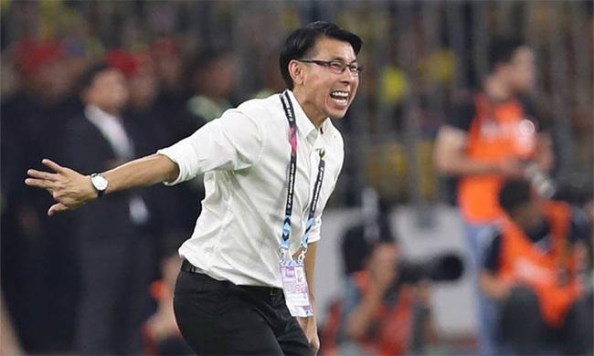 Tin sáng (31/7): AFF Cup 2020 bị hoãn, HLV Tan Cheng Hoe lại khiêu chiến thầy Park - Ảnh 1.