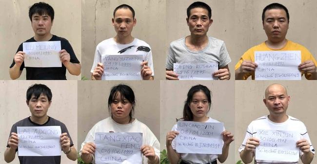 Hai người Trung Quốc nhập cảnh trái phép có biểu hiện sốt ở TPHCM được đưa đi cách ly - Ảnh 1.