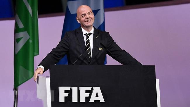 Gianni Infantino: Người biến VAR trở thành sự công bằng trong bóng đá - Ảnh 2.