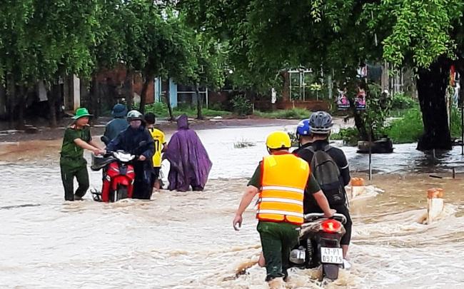 Đắk Lắk: Một huyện mất hơn 50 tỷ đồng do mưa - Ảnh 1.