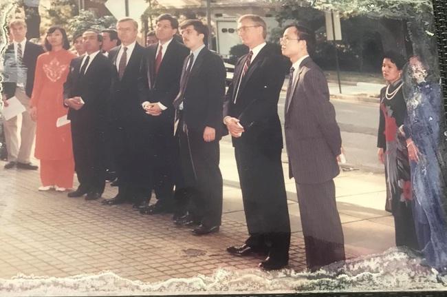 Sự trùng hợp bất ngờ trong quan hệ Việt – Mỹ - Ảnh 2.