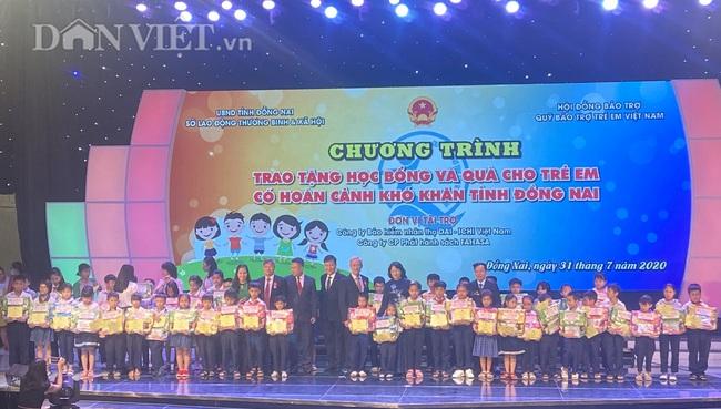 Phó Chủ tịch nước Đặng Thị Ngọc Thịnh dự lễ trao tặng các phần thưởng cao quý tại Đồng Nai - Ảnh 3.