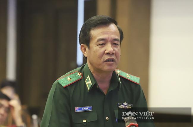Thứ trưởng Bộ Quốc phòng: Nếu chỉ huy đồn biên phòng lơ là để vượt biên trái phép phải thay ngay - Ảnh 7.