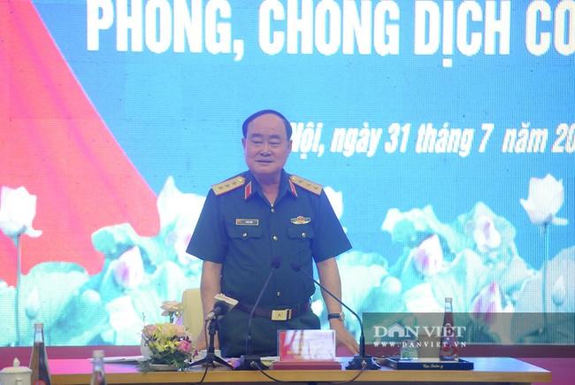 Thứ trưởng Bộ Quốc phòng: Nếu chỉ huy đồn biên phòng lơ là để vượt biên trái phép phải thay ngay - Ảnh 1.