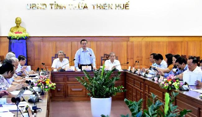 TT-Huế đề nghị thành lập thành phố trực thuộc trung ương vào năm 2021  - Ảnh 1.