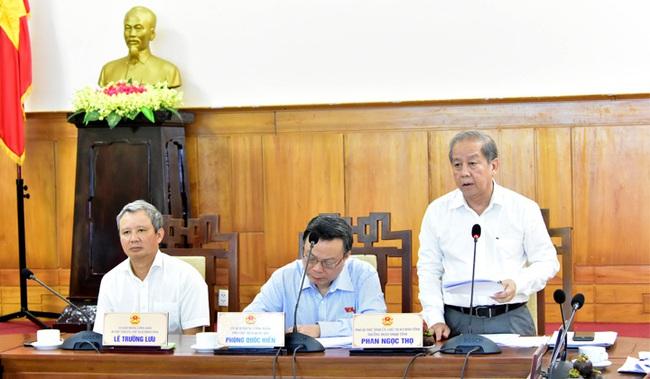 TT-Huế đề nghị thành lập thành phố trực thuộc trung ương vào năm 2021  - Ảnh 2.