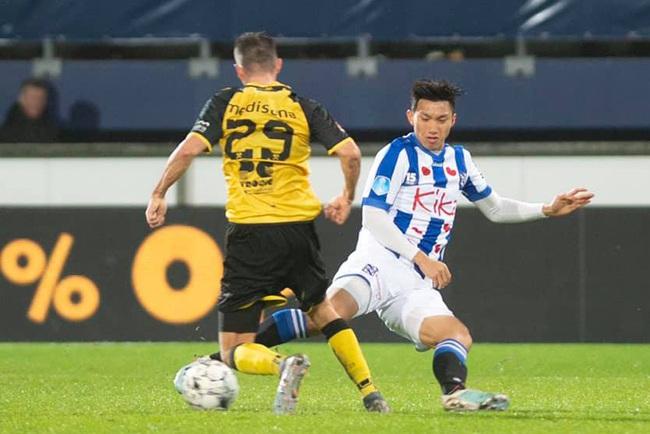 """Heerenveen gửi đề nghị """"khó xử"""" về Đoàn Văn Hậu tới Hà Nội FC - Ảnh 2."""
