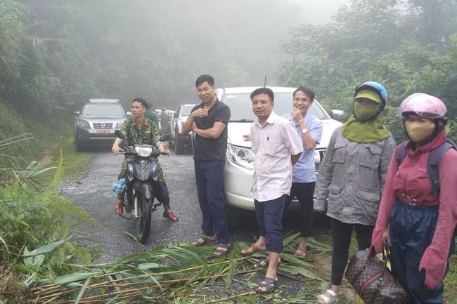 Hà Giang: Mưa lớn gây hư hỏng 64 ngôi nhà, 3 người bị thương do nhà sập - Ảnh 1.