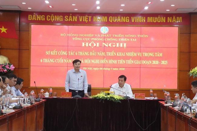 Thứ trưởng Nguyễn Hoàng Hiệp: Chủ động phòng ngừa, việc ứng phó với thiên tai sẽ bớt vất vả - Ảnh 1.