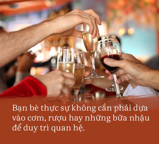 Người đã ở tuổi trung niên, có 3 loại rượu không uống, 3 việc không làm và 3 người không chơi - Ảnh 2.