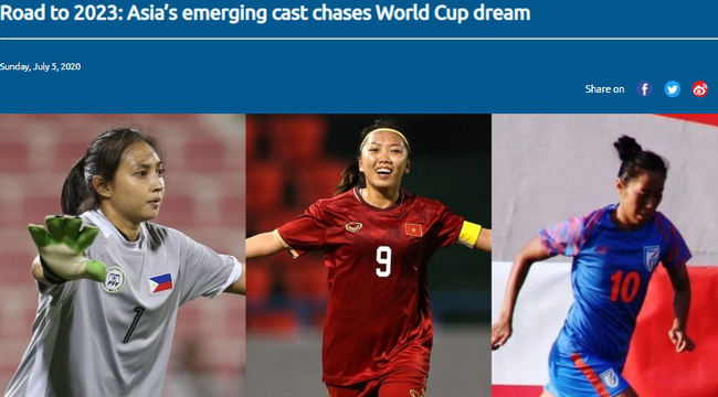 """AFC dự đoán bất ngờ về """"giấc mơ World Cup"""" của bóng đá Việt Nam - Ảnh 2."""