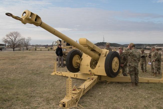 """Lạ lùng: Quân đội Mỹ """"học cách dùng"""" pháo Liên Xô - Ảnh 1."""
