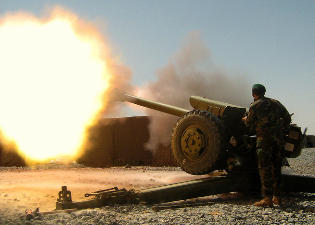 """Lạ lùng: Quân đội Mỹ """"học cách dùng"""" pháo Liên Xô - Ảnh 8."""