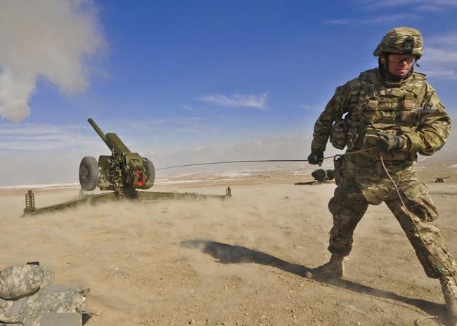 """Lạ lùng: Quân đội Mỹ """"học cách dùng"""" pháo Liên Xô - Ảnh 9."""