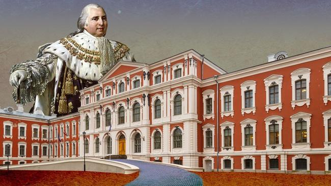Vị Hoàng đế Pháp hai lần bị đuổi khỏi nước Nga - Ảnh 1.