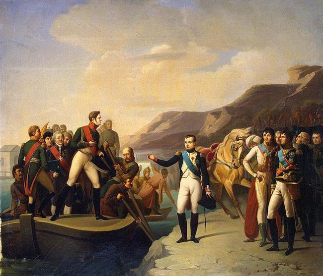 Vị Hoàng đế Pháp hai lần bị đuổi khỏi nước Nga - Ảnh 5.