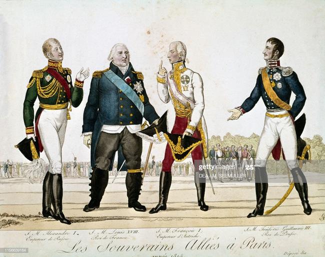 Vị Hoàng đế Pháp hai lần bị đuổi khỏi nước Nga - Ảnh 6.