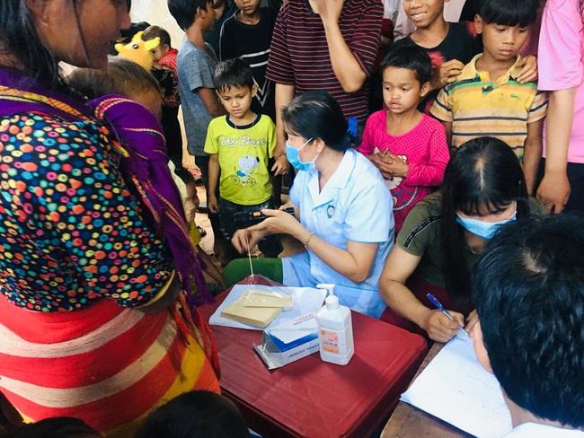 Thêm 3 ca dương tính bạch hầu, Gia Lai xin 100.000 liều vắc xin - Ảnh 1.