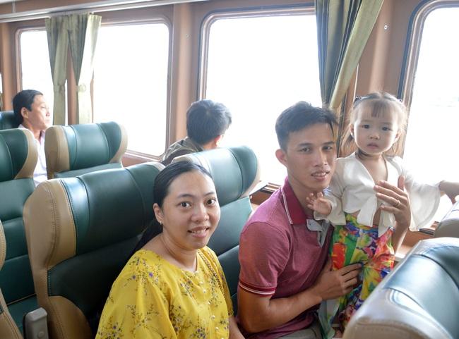 Tuyến cao tốc Cà Mau - Nam Du - Phú Quốc chính thức khai trương - Ảnh 4.