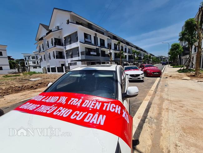 Khách hàng tố chủ đầu tư khu đô thị Gamuda Gardens bàn giao nhà thiếu diện tích xây dựng - Ảnh 1.