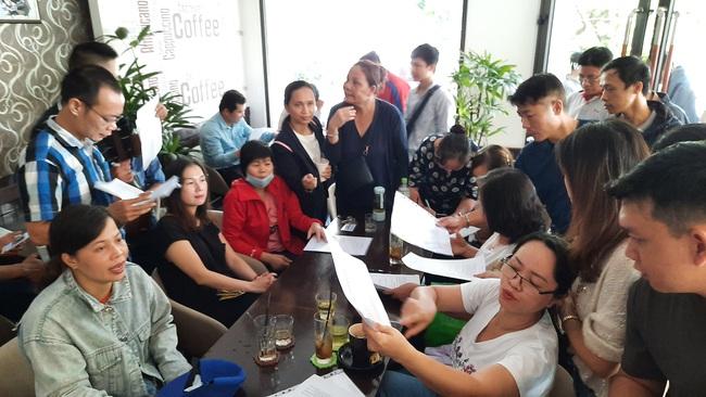 Khách hàng đau đầu vì mua căn hộ tại dự án chung cư Nam An: Hàng trăm người tập trung phản đối chủ đầu tư - Ảnh 1.