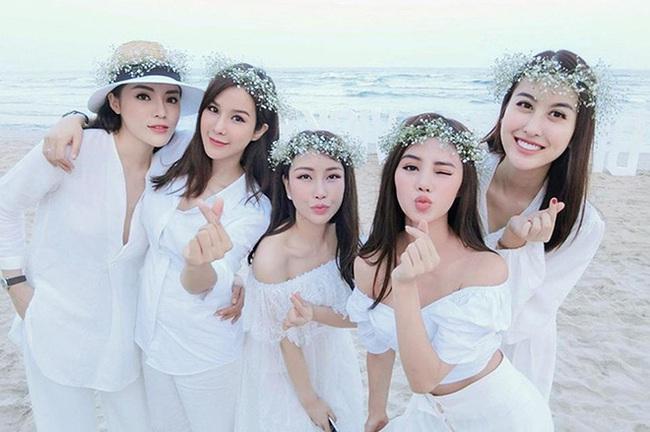 Hoa hậu Jolie Nguyễn bị tố tự tạo scandal để nổi tiếng, chơi xấu Kỳ Duyên - Ảnh 1.