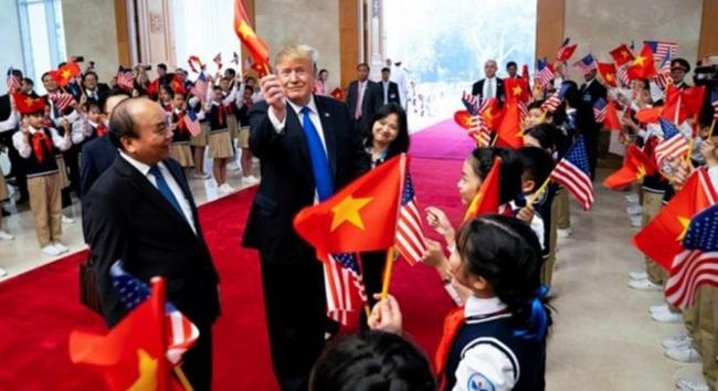 Những hình ảnh lịch sử 25 năm quan hệ Việt – Mỹ - Ảnh 20.