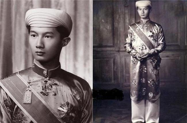 """Bất ngờ thần thái """"ngút trời"""" của Thái tử cuối cùng triều Nguyễn - Ảnh 1."""