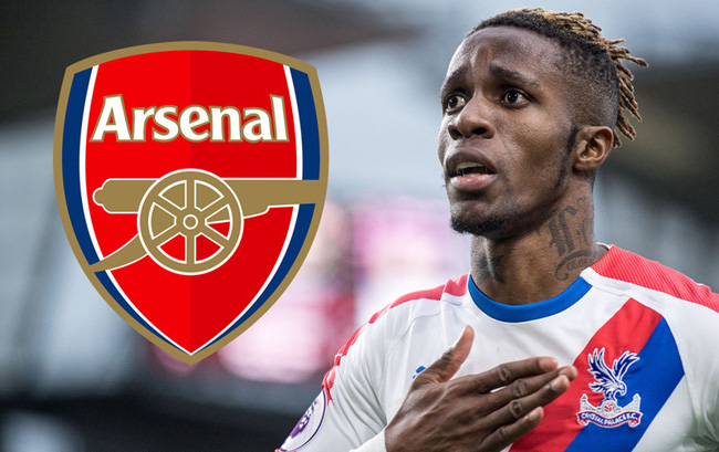 Zaha sắp trở thành tân binh của Arsenal?