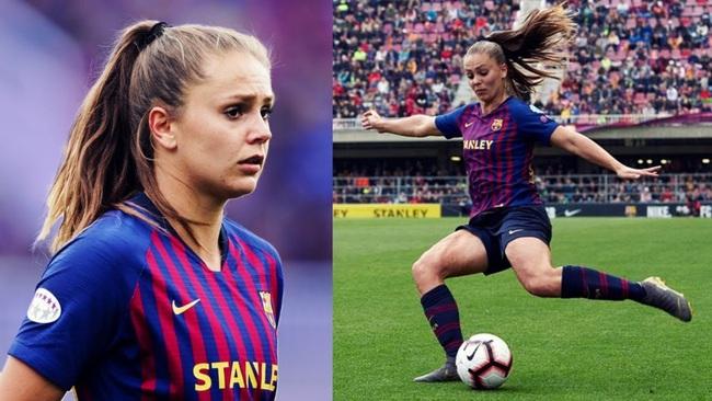 """""""Messi nữ"""" Lieke Martens - Cầu thủ gợi cảm nhất thế giới là ai? - Ảnh 4."""
