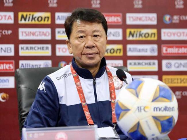 BẤT NGỜ: HLV Chung Hae-seong tiếp tục dẫn dắt TP.HCM? - Ảnh 1.
